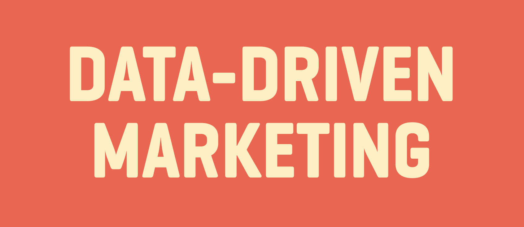 Data-Driven Marketing Online Course